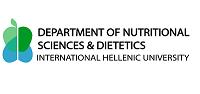 Department of Nutritional Sciences & Dietetics, International Hellenic University